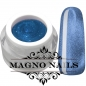Mobile Preview: UV Gel - Platinium Cat Eye - Solide Blue
