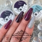 Preview: UV Gel - 661 - Farb Gel Cabernet