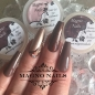 Preview: UV Gel - 153 - Chrome Glow Gel - Chocolate
