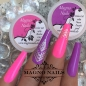 Preview: UV Gel - 1489 - Farb Gel Neon Purple