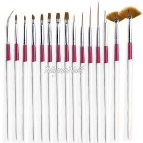 Nail Art Pinsel Set 15-Teilig