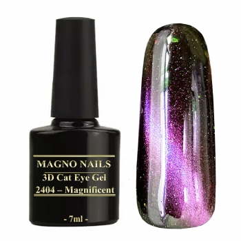 UV Gel - 2404 - 3D Cat Eye Gel - Magnificent