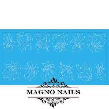 Nail Art Water Airbrush Sticker