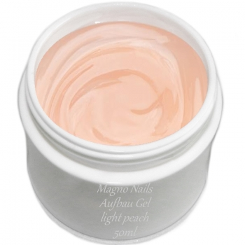UV Gel - Aufbaugel - light peach