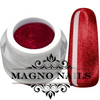 UV Gel - Platinium Cat Eye - Red Lips