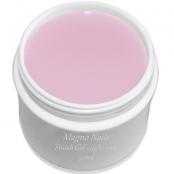 UV Gel - Finish Gel - light rose