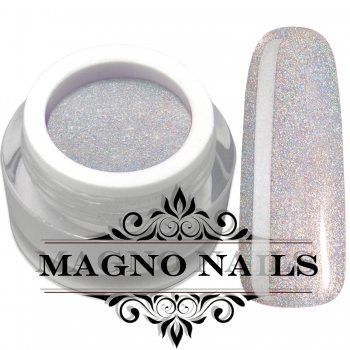 UV Gel - 4101 - Holographic Gel - Silver