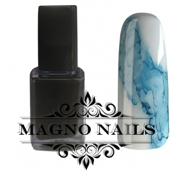 Nail Art  INC Color - INK Farbe blue wave - 12ml