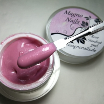 UV Gel - 212 - Make Up Gel - Rose Stardust