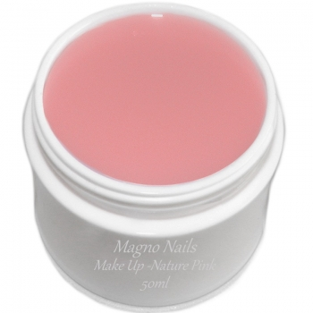 UV Gel - 223 - Make Up Gel - Nature pink