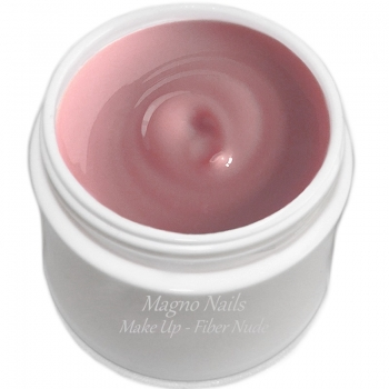 UV Gel - 229 - Aufbau Make Up Gel - Fiber Nude