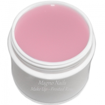 UV Gel - 232 - Aufbau Make Up Gel - Frosted Rose