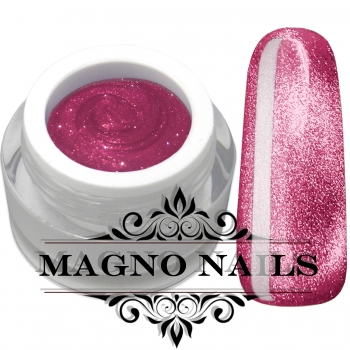 UV Gel - Platinium Cat Eye - Floral Punch