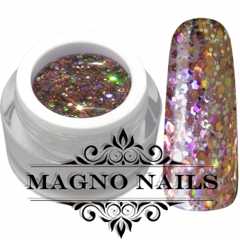 UV Gel - 1008 - Mix Glitter Gel Electra