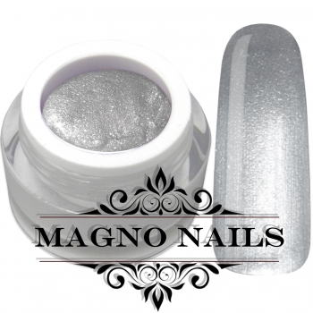 UV Gel - 704 - Pearl Gel Metallic Silver