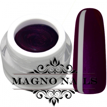 UV Gel - 748 - Pearl  Gel - Dark Cherry