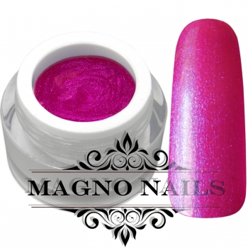 UV Gel - 890 - Glitter Gel Hollywood Pink - 15ml