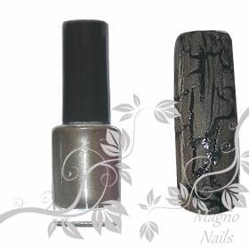 Crackle Nagellack - Light Gold 5ml