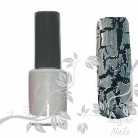 Crackle Nagellack - White 5ml