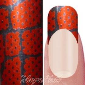 Nail Art Transfer Folie 1,5m - Nail Foil - Abbey Road
