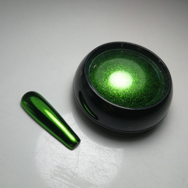 Chrome Pigment - Chrom Powder - Emerald