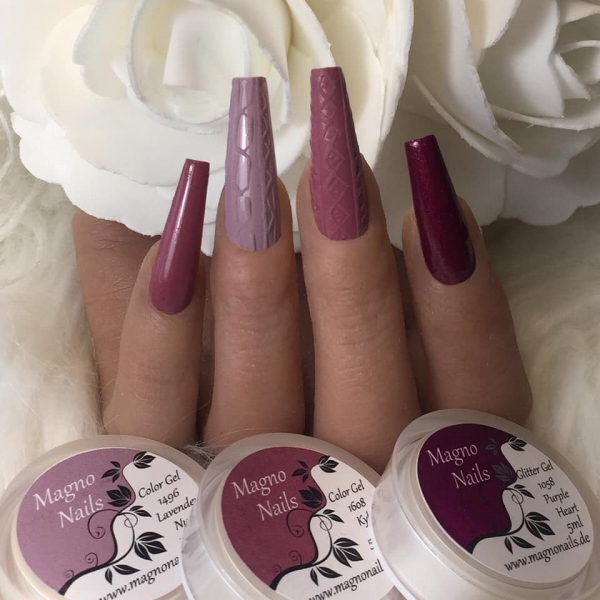 UV Gel - 1608 - Farb Gel - Kylie