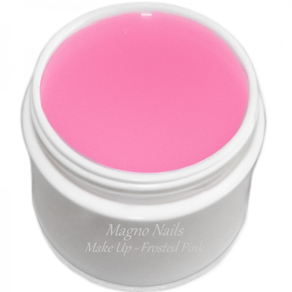 UV Gel - 233 - Aufbau Make Up Gel - Frosted Pink
