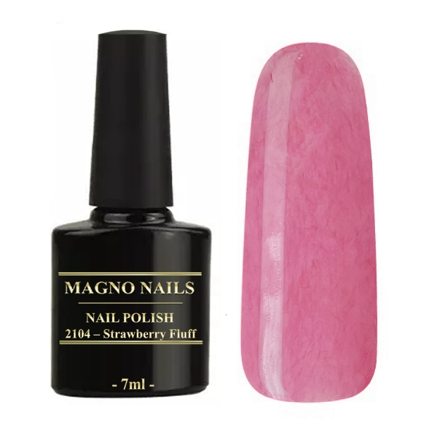 UV Gel - 2104 - Nail Polish - Strawberry Fluff