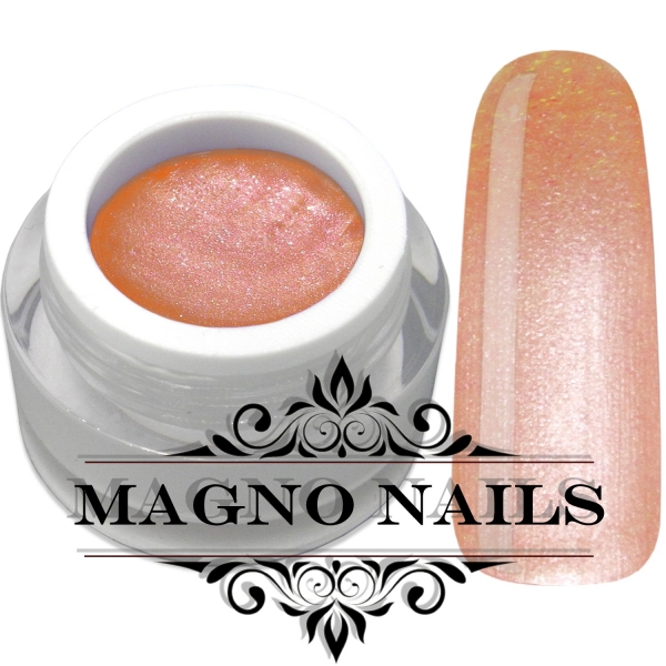 UV Gel - 707 - Pearl Gel Pearl Peach