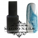 Nail Art  INC Color - INK Farbe blue  - 12ml