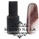 Nail Art  INC Color - INK Farbe brown  - 12ml