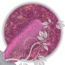 UV Gel - 178 - Chrome Glitter Glam Gel - Vivid Pink